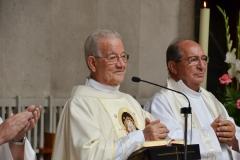 Bodas de oro sacerdotales de Federico Villanueva Saiz (Parroquia Ntra. Sra. Del Huerto) 23/09/2012