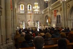 Centenario de la bendición de la Capilla del Hospital de Navarra 31/01/2013