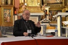 Charla de Mons. Fernando Sebastián en la parroquia de San Miguel 18/10/2012