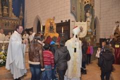 Coronación de la Virgen de Arnotegui 28/10/2012