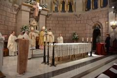 Día de Javier. Misa con el Gobierno de Navarra 03/12/2012