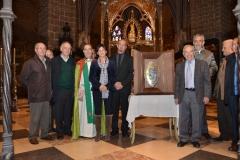 Día de la Iglesia Diocesana y entrega de la Medalla 18/11/2012