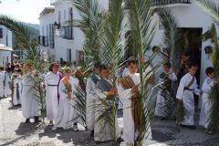 Domingo de Ramos en Tudela 13-04-2014