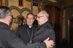 Ecuaristía presidida por el Cardenal Mons. Fernando Sebastián