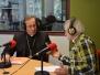 Entrevista a Mons. Francisco Pérez en EITB Y radio Euskadi 04/03/2013