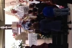 Eucaristía por la VIDA 25-03-2014