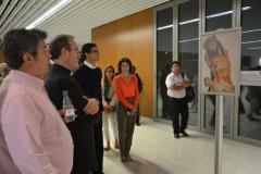 Exposición de los crisitanos perseguidos 23/09/2012