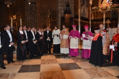 Fiesta de San Fermín. Procesión y eucaristía 07-07-2013