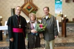Fiesta en la parroquia de El Corpus Christi 06/05/2012
