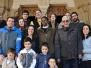 Imposición de crucifijos misioneros 02/12/2012