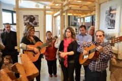 Inauguración exposición de las Javieradas en Funes 03/06/2013
