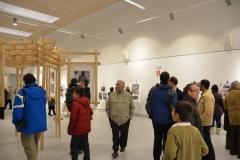 Inauguración Exposición Javieradas en Corella 15/11/2013