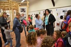 Inauguración Exposición Javieradas en Lumbier 18/10/2013
