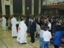 Las reliquias de Don Bosco en María Auxiliadora 05/05/2012