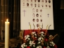 Misa de acción de gracias por los beatos navarros 10/11/2013