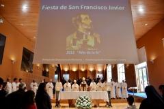 Misa y Festival Misionero 03/12/2012
