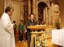 Oración de los jóvenes con Don Francisco 02/03/2012