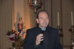 Oración de los jóvenes y envío de misioneros 07/06/2013