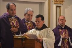 Ordenación Presbiterial del hermano Edgar Alberto de la Cruz. Basílica San Gregorio Ostiense 02/12/2012