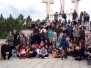 Peregrinación a Fátima con las familias 10/04/2012
