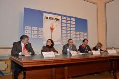 """Presentación del libro \""""la chispa\"""", en Pamplona"""