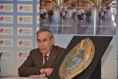 Rueda de prensa Iglesia Diocesana 15/11/2012