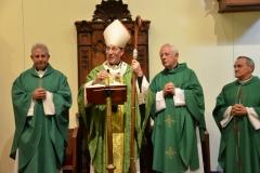 Toma de posesión del párroco de Santa Teresa (Pamplona) - Don Julio Campillejo 16/09/2012