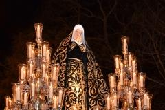 Traslado de la Virgen de la Dolorosa 15/03/2013