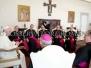 Visita Ad Limina con el Papa Francisco