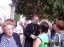 Visita pastoral a la localidad de Arguedas 07/06/2012