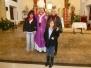 Visita pastoral a la Villa de Cadreita 16/03/2012