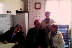 Visita Pastoral a Larraga
