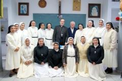 Visita pastoral a Mexico