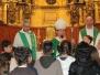 Visita pastoral a Murchante, del 28 al 30 de septiembre de 2012