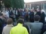Visita pastoral de nuestro Sr. Arzobispo a Marcilla. 11/11/2012