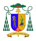 Escudo episcopal de Mons. Francisco Pérez