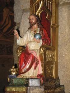 Entronización del Sagrado Corazón de Jesús