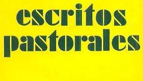 Escritos Pastorales