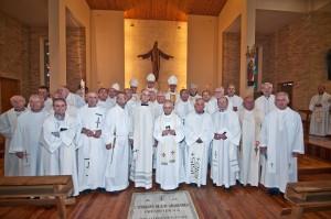 bodas de oro sacerdotales