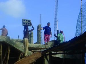 benin Construcción de nuevos talleres