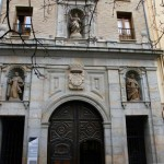 Acogida espiritual a los peregrinos en Pamplona